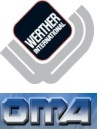 Werther-OMA PR10/PM(OMA651B) Пресс гидравлический напольный 10 т., с ручным приводом