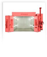 Оборудование для автосервиса: Окрасочно-сушильные камеры