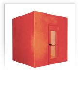 Оборудование для автосервиса: Комнаты смешивания красок