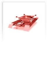 Оборудование для автосервиса: Подъемники для покрасочного цеха